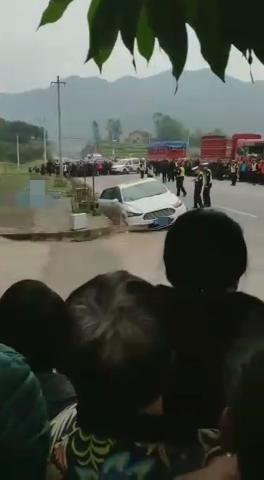 重庆垫江发生一起交通事故 造成4死2伤|交通事故