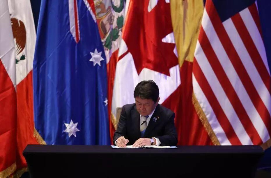时代变了!退群的美国被迫回头 日本却不买账