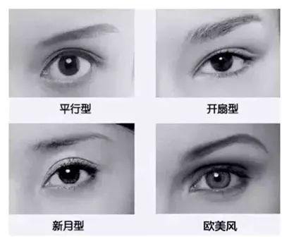 什么是欧式眼睛图片