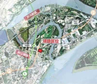 长江新城起步区建设拉开序幕