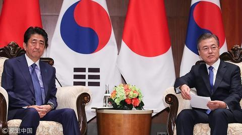 在这事上寸步不让,已让日韩关系降至冰点