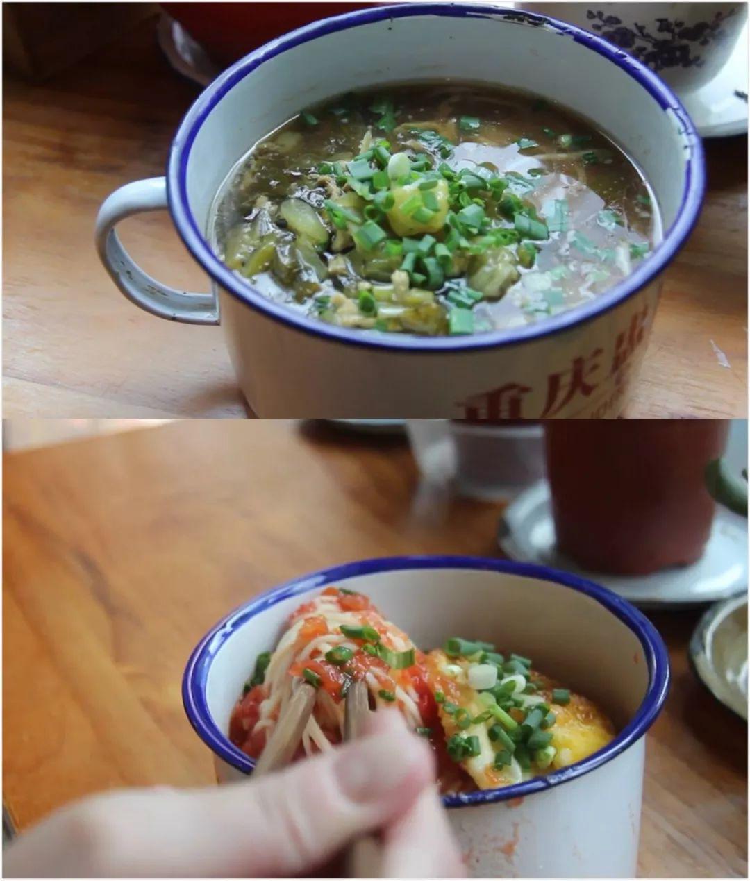 视界 | 5美元在中国能吃到怎样的三餐?美食博主做了个示范