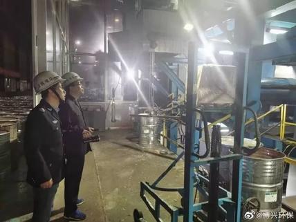 滨州一置业公司夜间施工扰民,环保部门:已责令停工!