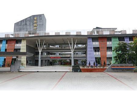 东兴国中,是新竹地区的明星学校,深得家长青睐