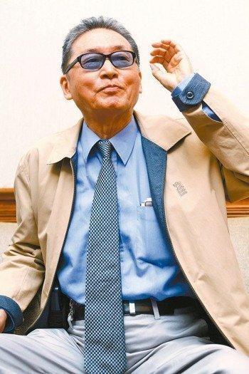 李敖。图片来源:台湾联合新闻网