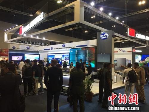 中国军工开拓东南亚市神将新手卡场 新装备亮相马来西亚防