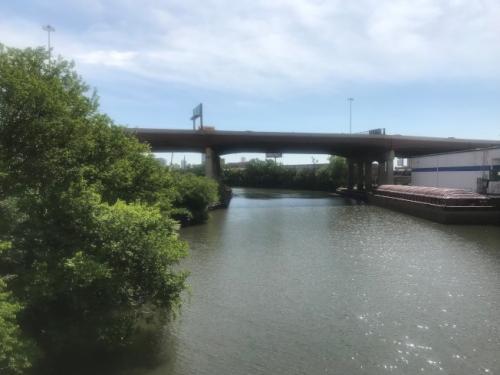 方女士的遗体在芝加哥河畔被发现。(图片来源:美国《世界日报》特派员 黄惠玲 摄)