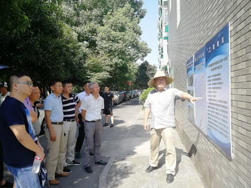厦门市河长制办组团赴浙江调研小流域治理工作