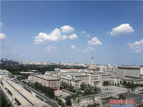 北京市8月PM2.5浓度同比下降7.9%