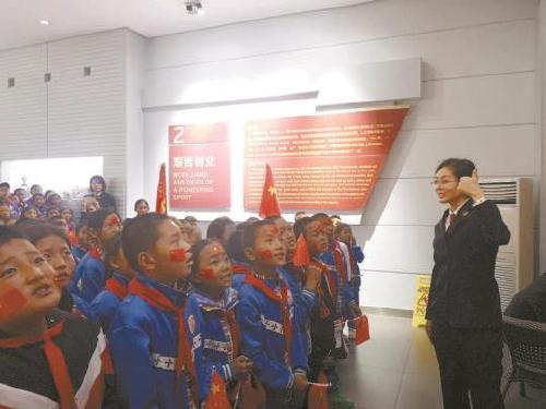 """""""全国巡讲团再出发""""青海省海北州"""