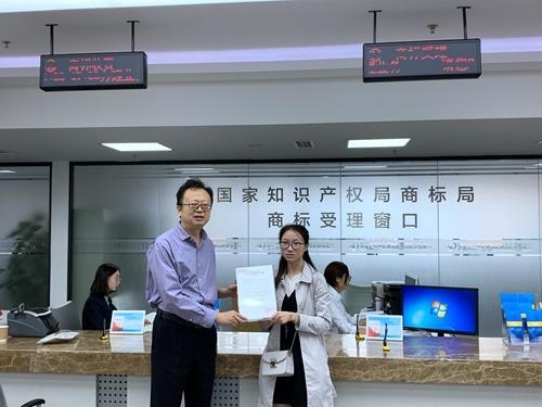 注册商标无需预约 四川知识产权服务促进中心商标受理窗口启动运行