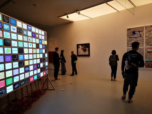 速来!第三届深圳当代艺术双年展展出