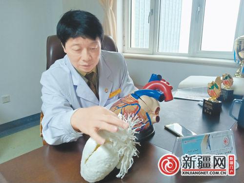 小伙患极少见先心病,手术风险很大 医生靠3D心脏模型精准完成手术