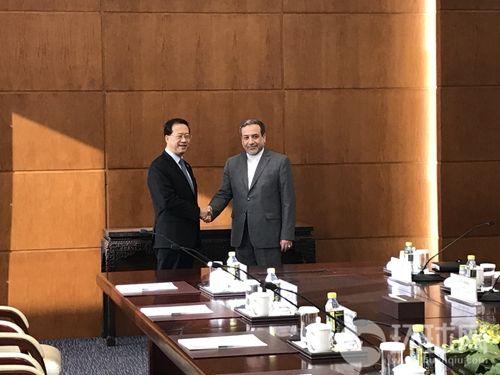 中伊在北京举行伊朗核问题磋商 达成广泛共识