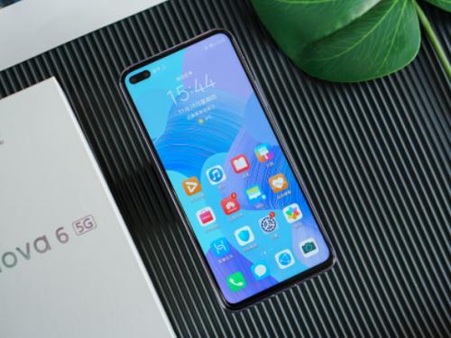 年轻人的首款5G潮流自拍旗舰 华为nova6 5G双十二首销火爆