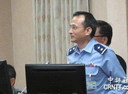图为台空军参谋长刘任远。(来源:中评社)