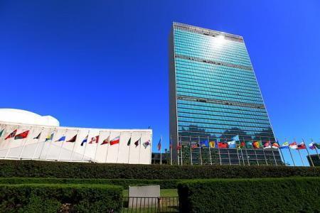 资料图:纽约联合国总部
