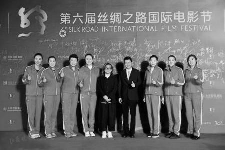 """《中国女排》未映先热国产片迎来""""体育年"""""""