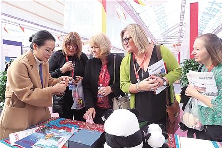 全球旅行商点赞重庆 17个入境游合作项目签约