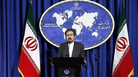伊朗外交部长回应记者提问(来源:今日俄罗斯新闻网站)