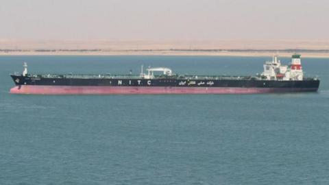 成功卖出9.3亿原油后,伊朗油轮突发事故!国际原油价格应声上涨