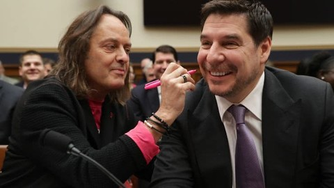 美国联邦通信委员会同意T-Mobile与Sprint合并