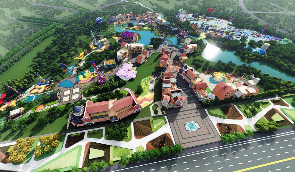 又一主题乐园巨头来中国了,迪士