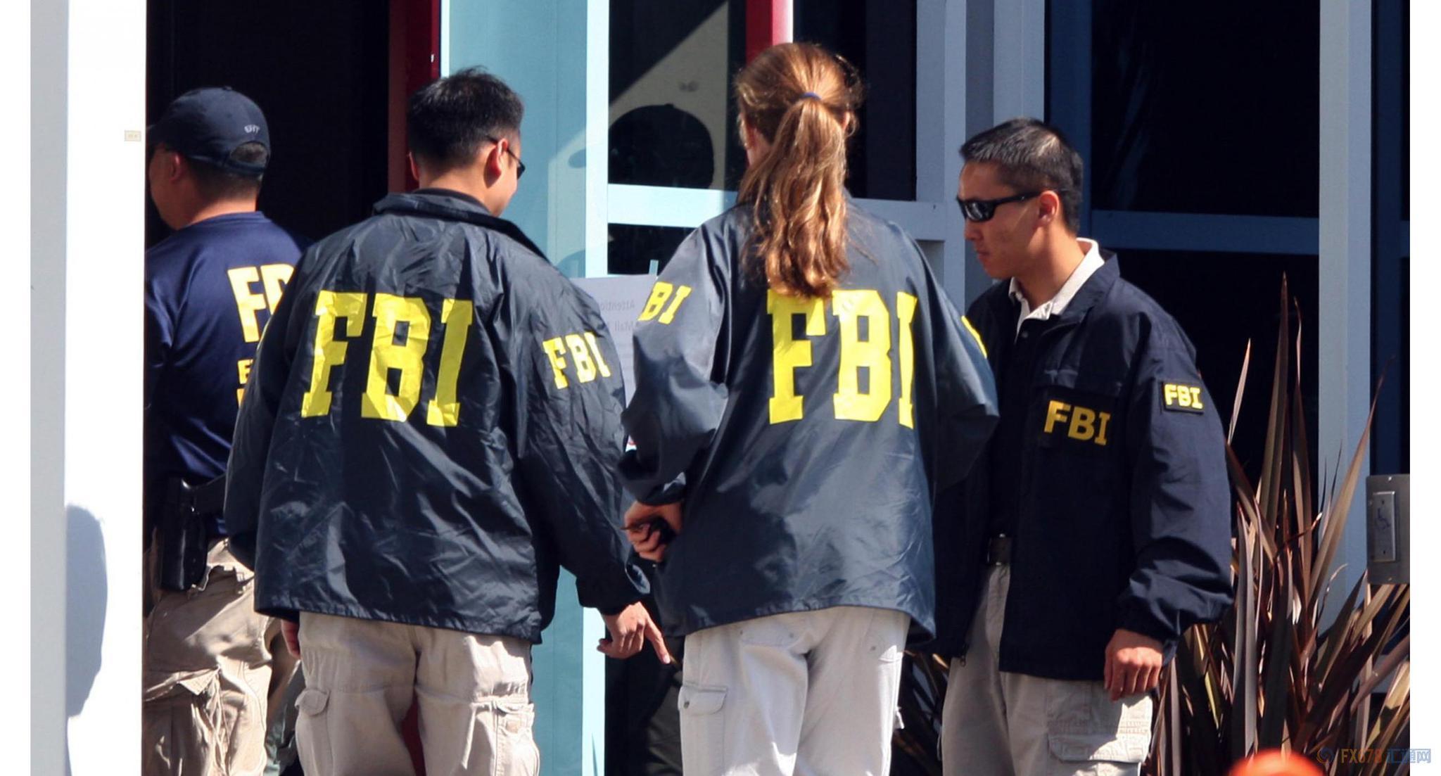 律师办公室遭fbi搜查
