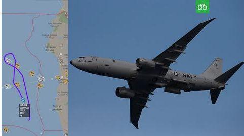 俄监测到美军侦察机对俄驻叙军事基地进行抵近侦察