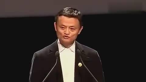 马云在台湾的霸气演讲:你们应该去大陆看看,你们知道的太少