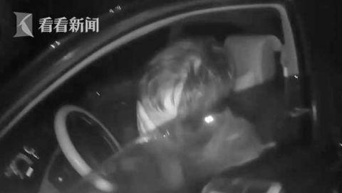 男子酒驾被查抱住交警放声痛哭:老婆给我脸色看