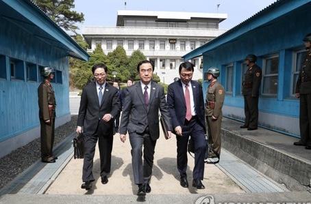韩媒:韩朝预计下周敲定首脑热线开通事宜从头再来 雅易安