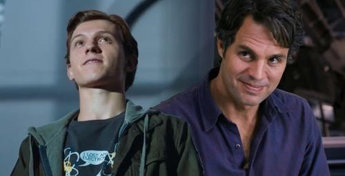 马克·鲁法洛宣称他为《复联4》拍了5个差异了局,美国队长完婚