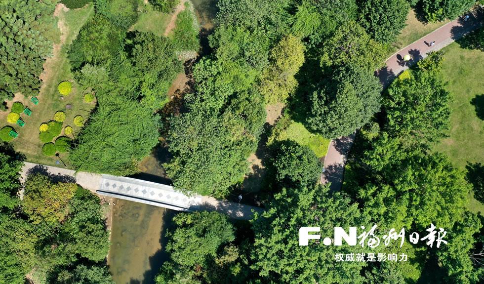 """福州33.2公里""""乐道""""升级中 国庆前完成全线慢道标线施工"""