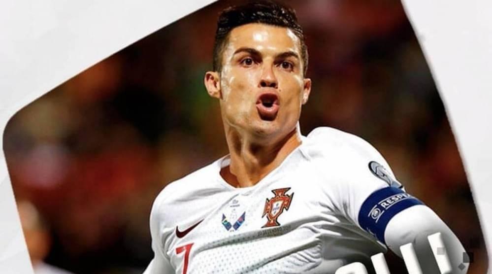 葡萄牙2-0卢森堡,C罗破门完成国家队生涯99球