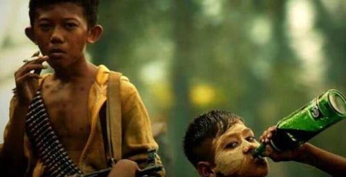 《湄公河行动》里面的娃娃兵演技怎么那么好?真相让人落泪