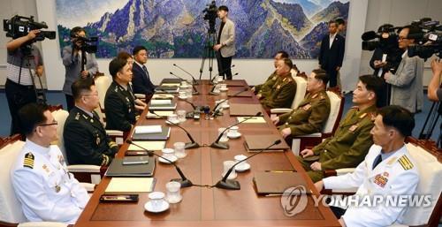 韩朝拟互撤非军事区哨所 美方:有
