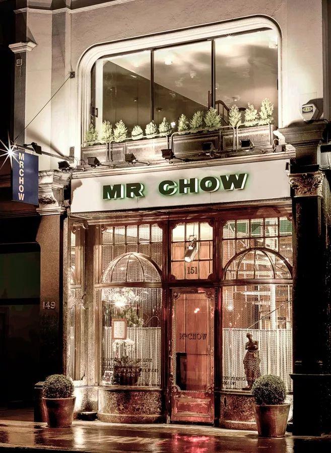 △Mr。 Chow餐厅