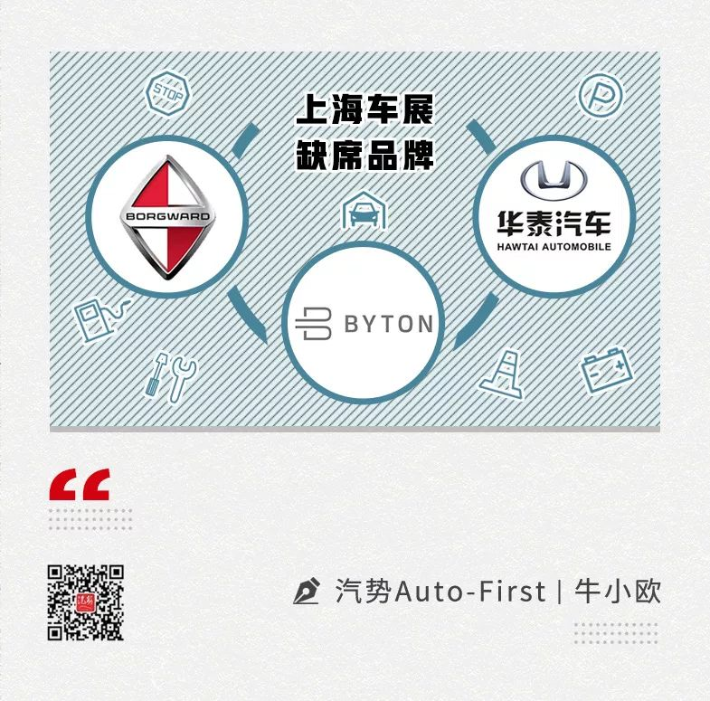 驾驭沪晓|上海车展如此热闹 这些品牌却缺席了