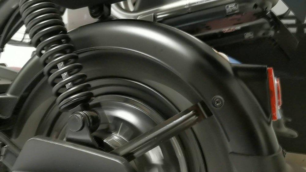 济南市天桥区市场监管部门查封8辆旧国标电动自行车