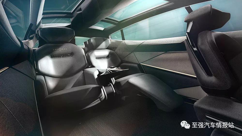 2022年拉贡达超豪华电动 SUV 雏形:Lagonda All-Terrain Concept