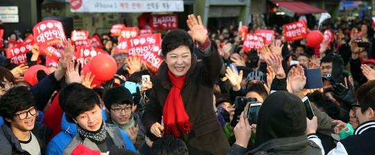 韩女律师电视发飙:批判朴槿惠可以 但不能笑话她