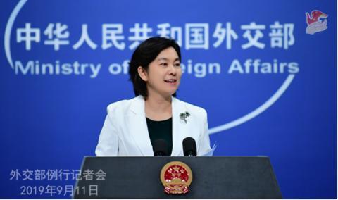 外交部:南海问题处理妥当 中菲关系就稳了