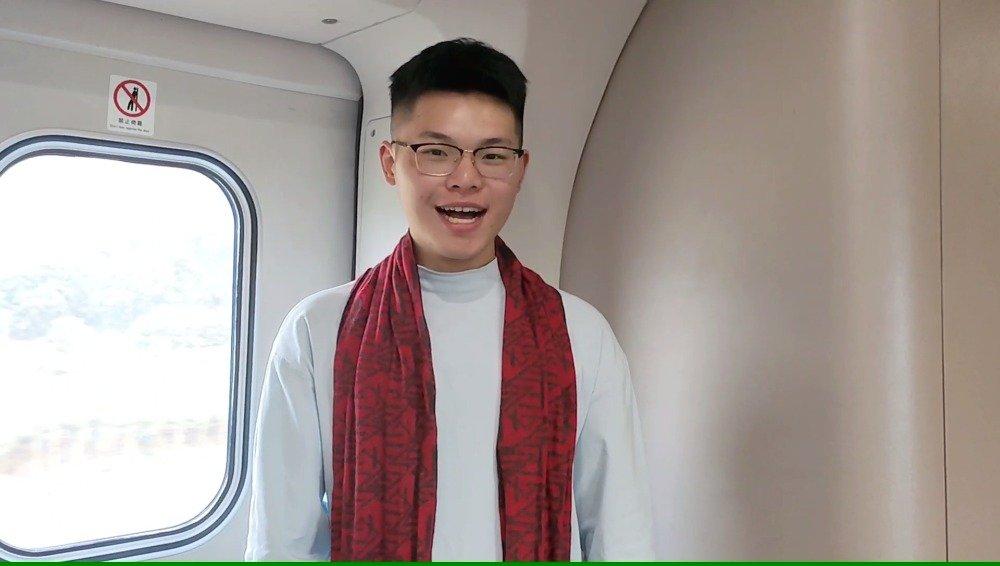 自强思源优秀学生培养计划五期成员刘景峰《我的祖国》