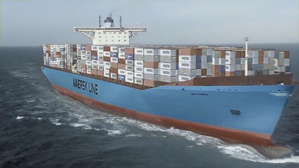 马士基E级集装箱船