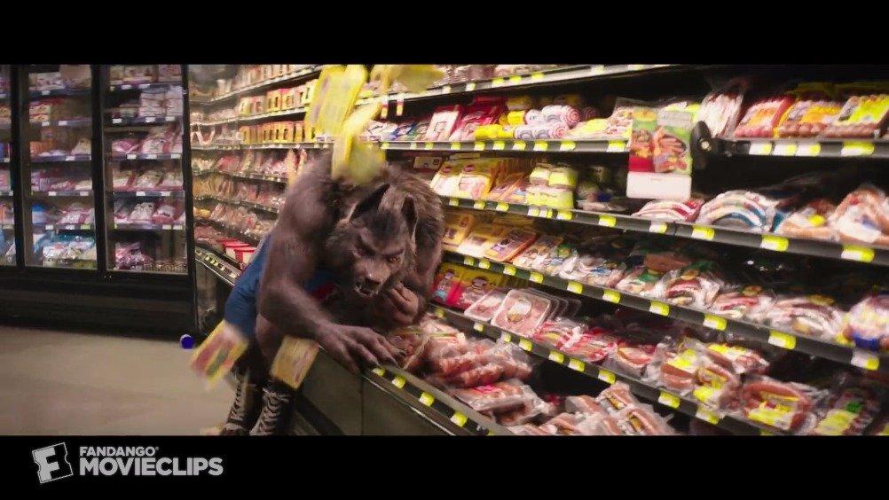 电影片段 Goosebumps Movie CLIP -