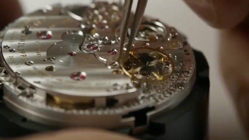 一个视频告诉你,1块价值1500万元的手表,到底是如何制造出