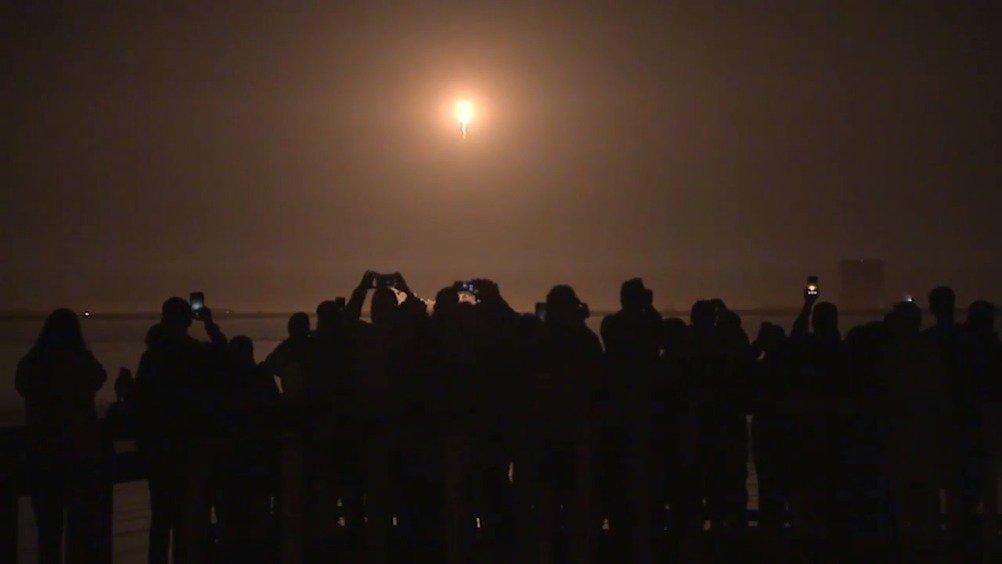 因报道SpaceX的Demo-1任务,NASA获得艾美奖提名