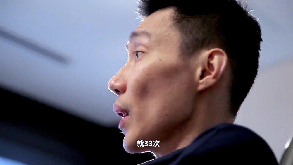 李宗伟谈癌症期间进行电疗,只能洗澡时在卫生间偷偷哭