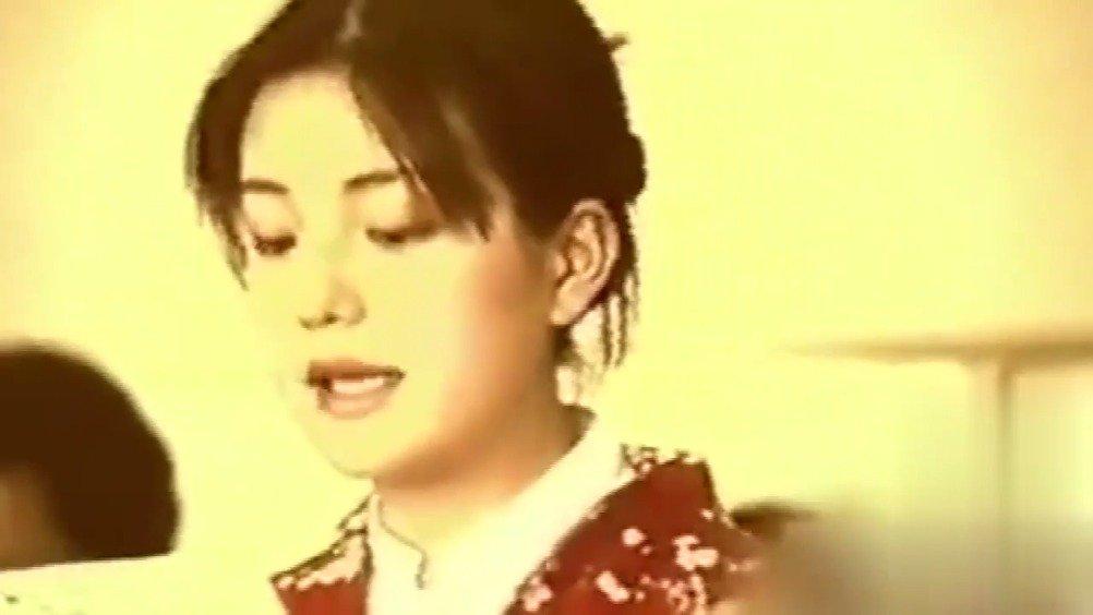 赵薇01年参加艺术人生,艺考时候的视频也被爆出来了